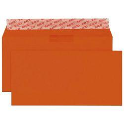 Kuverte u boji 11x23cm strip pk25 Elco narančaste