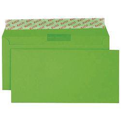 Kuverte u boji 11x23cm strip pk25 Elco zelene