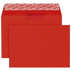 Kuverte u boji C6 strip pk25 ELCO crvene