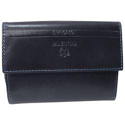 Novčanik kožni ženski Emporio Valentini 563208 plavi
