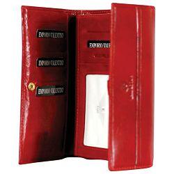Novčanik kožni ženski Emporio Valentini 563231 crveni