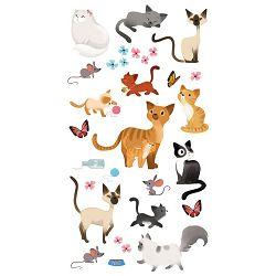 Preslikači Cat Avenue Mandarine Clairefontaine CC023O