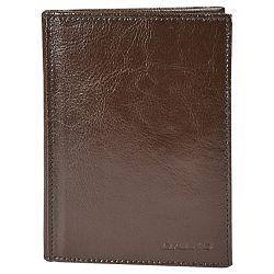 Etui za dokumente koža Galko 30-0034-1142 smeđi