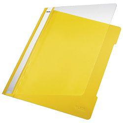 Fascikl mehanika euro pvc A4 Leitz 41910115 žuti