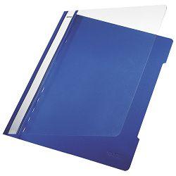 Fascikl mehanika euro pvc A4 Leitz 41910135 plavi