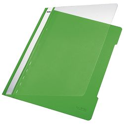 Fascikl mehanika euro pvc A4 Leitz 41910150 svijetlo zeleni
