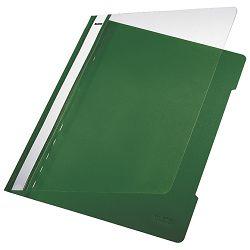 Fascikl mehanika euro pvc A4 Leitz 41910155 zeleni