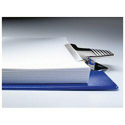Ploča klip+kvačica A4 pvc Esselte 273550 plava