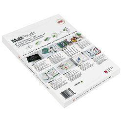 Folija za plastificiranje 100my A4 mat pk100 GBC 3740491