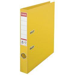 Registrator A4 uski samostojeći Esselte 81141 žuti