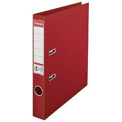 Registrator A4 uski samostojeći Esselte 811430 crveni
