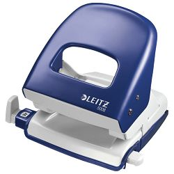 Bušač 2 rupe do  30 listova Leitz 50080035 plavi