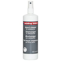 Sredstvo za čišćenje bijele ploče 250ml Edding BMA1