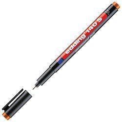 Marker OHP permanentni 0,3mm Edding 140 S narančasti