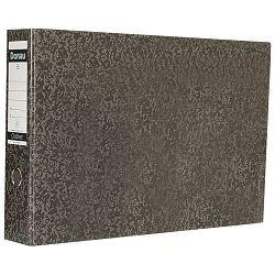 Registrator A3 široki samostojeći Donau 3895001-13 marmorirani crni