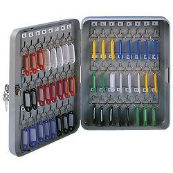 Ormarić za ključeve-za  48 kom Donau 5242001PL-99 sivi