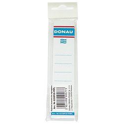 Etikete za registratore s džepom A4 uske pk20 Donau 8350920-09PL blister!!