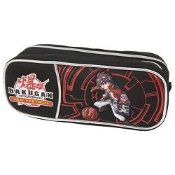 Pernica vrećica/pravokutna Bakugan Target 11-1883 crveno-crna!!