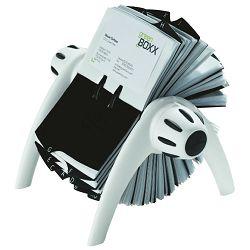 Album za vizitke-rotacijski 200 džepova Durable 2417-02 bijeli