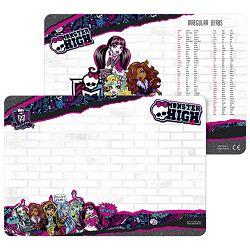 Ploča 23x33cm Monster High Starpak 284323!!