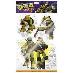 Naljepnice zidne 3D Nindža kornjače 2 Starpak 301094!!