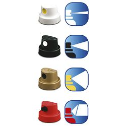 Kapica za boje akrine u spreju pk6 5200N Edding sortirano