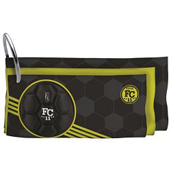 Pernica vrećica/trodjelna Football Connect crno-žuta!!