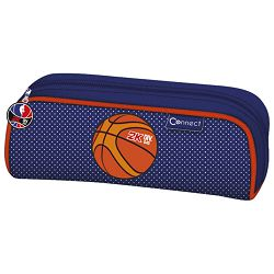 Pernica vrećica/pravokutna Basketball Connect plavo-narančasto!!