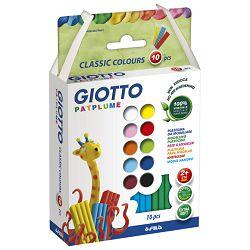 Plastelin 10bojax20g extra soft Giotto Fila 5129b