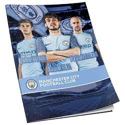 Teka meki uvez A4 crte 50+2L Manchester City Connect!!