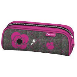 Pernica vrećica/pravokutna Cute Connect sivo-roza!!