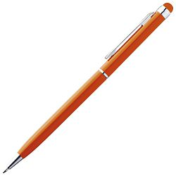 Olovka kemijska+touch pen narančasta