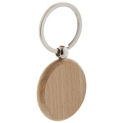 Privjesak za ključeve drveni