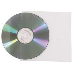 Etui za 1 CD pvc pk100 sjajni 130my US.proziran