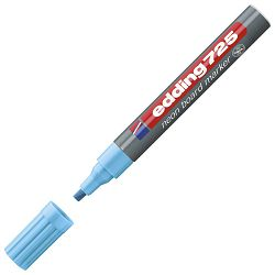 Marker neon za tamnu ploču 2-5mm Edding 725 plavi