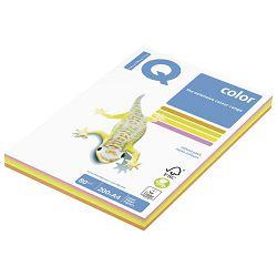 Papir ILK IQ Neon A4  80g pk200 Mondi RB04 mix