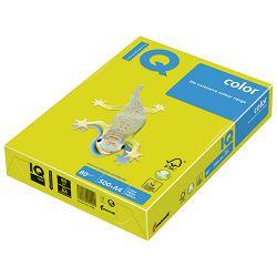 Papir ILK IQ Neon A4  80g pk500 Mondi NEOGB žuti