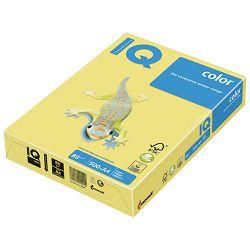 Papir ILK IQ Pastel A4  80g pk500 Mondi YE23 svijetlo žuti