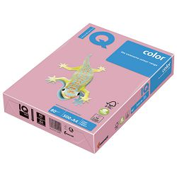 Papir ILK IQ Pastel A4  80g pk500 Mondi OPI74 flamingo