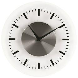 Sat zidni fi-30,5cm On time Unilux 100 340 851 proziran