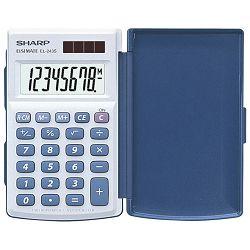 Kalkulator komercijalni  8mjesta Sharp EL-243S bijeli