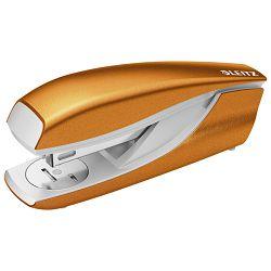Stroj za spajanje do  30 listova stolni Wow Leitz 55022044 metalik narančasti blister