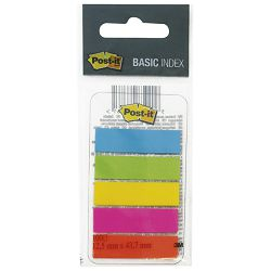 Zastavica/signir 12,5x43,7mm 5bojax20L Post-it 3M.683-5EE blister