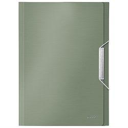 Mapa za kućni budžet  6 pregrada s gumicom pp Style Leitz 39570053 zelena!!