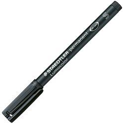 Marker permanentni 0,4mm Lumocolor Staedtler 313-9 crni