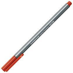 Flomaster fineliner 0,3mm Triplus Staedtler 334-2 crveni