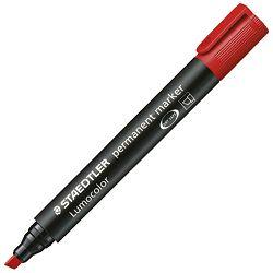 Marker permanentni 2-5mm Lumocolor Staedtler 350-2 crveni