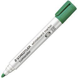 Marker za bijelu ploču 2mm Lumocolor Staedtler 351-5 zeleni
