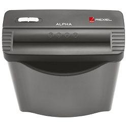 Uništavač dokumentacije Alpha Rexel 2102020EU