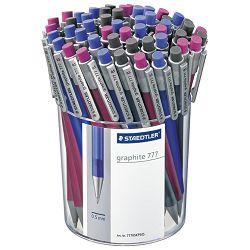 Stalak s olovkama tehničkim pk50 Graphite Staedtler 77705KP50S sortirano